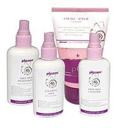 new range of plazan natural skin care products