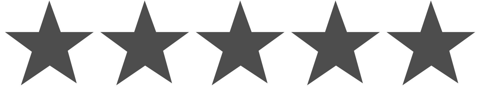 Image result for black star rating symbol